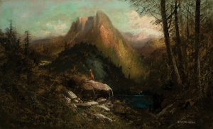 Untitled (The Rocky Mountains)