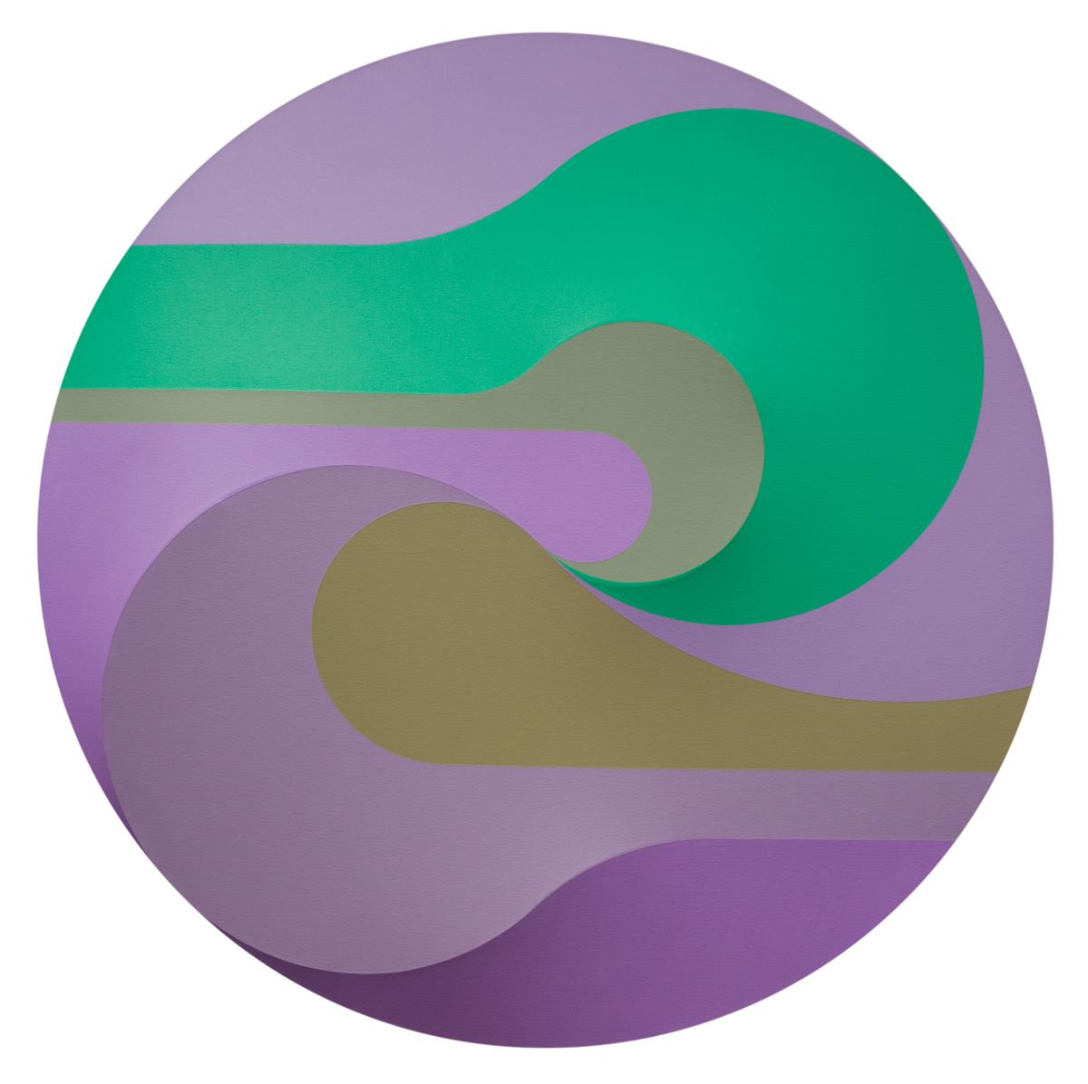 Circular Composition #60