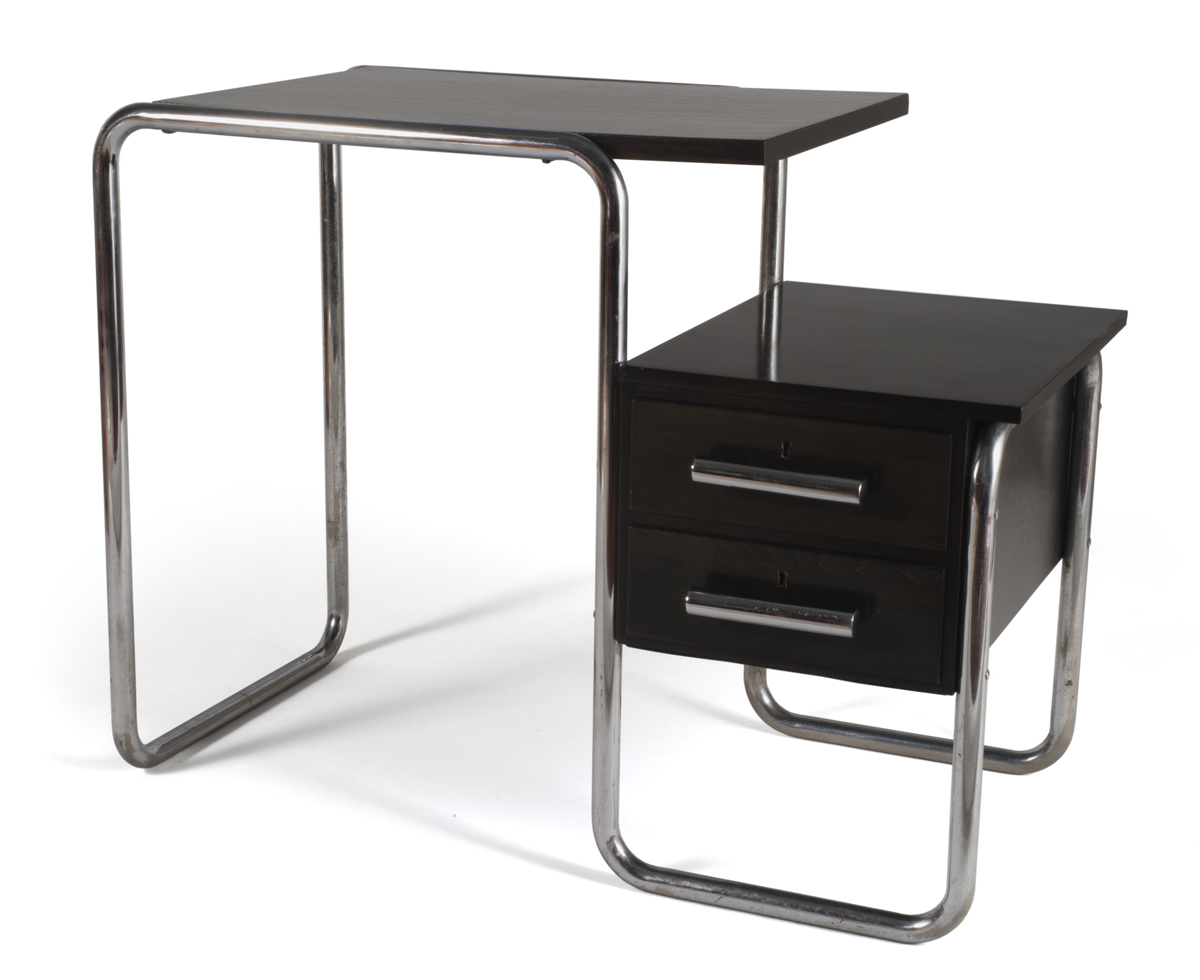 2-Level, 2-Drawer Desk (Model B91)