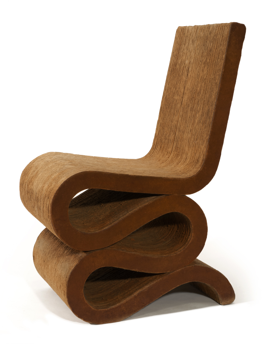 Easy Edges Side Chair (Wiggle Chair)