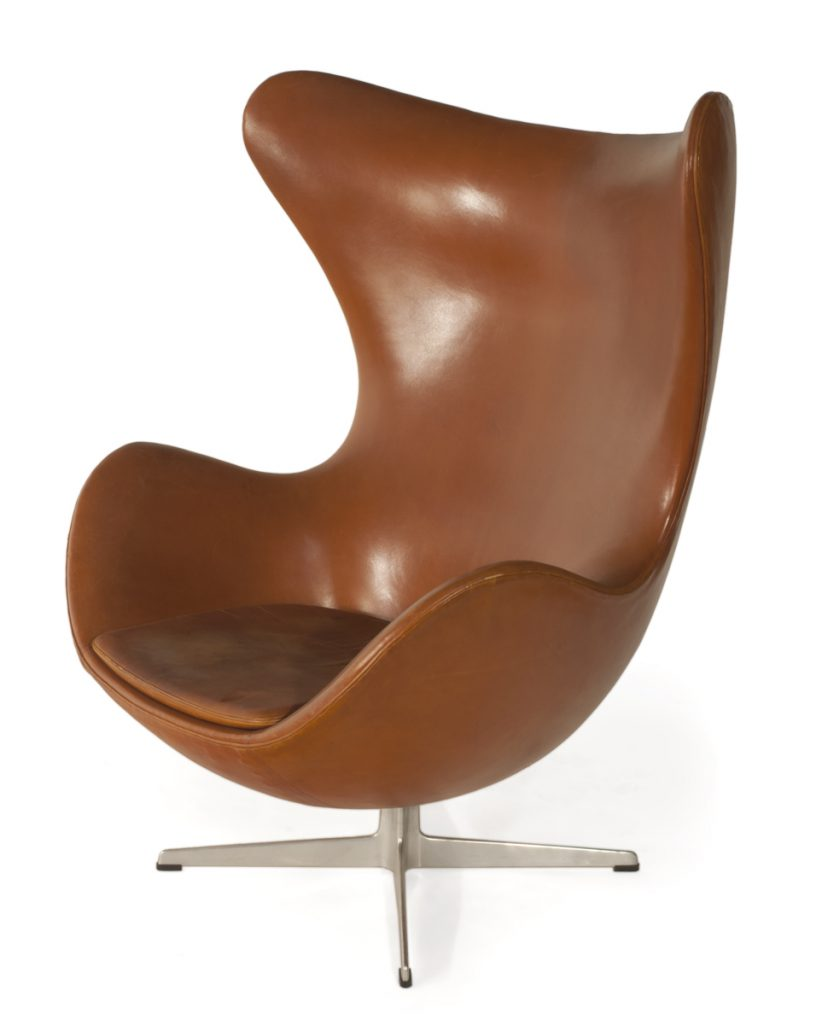 Egg Chair designed by Arne Jacobsen (1957)