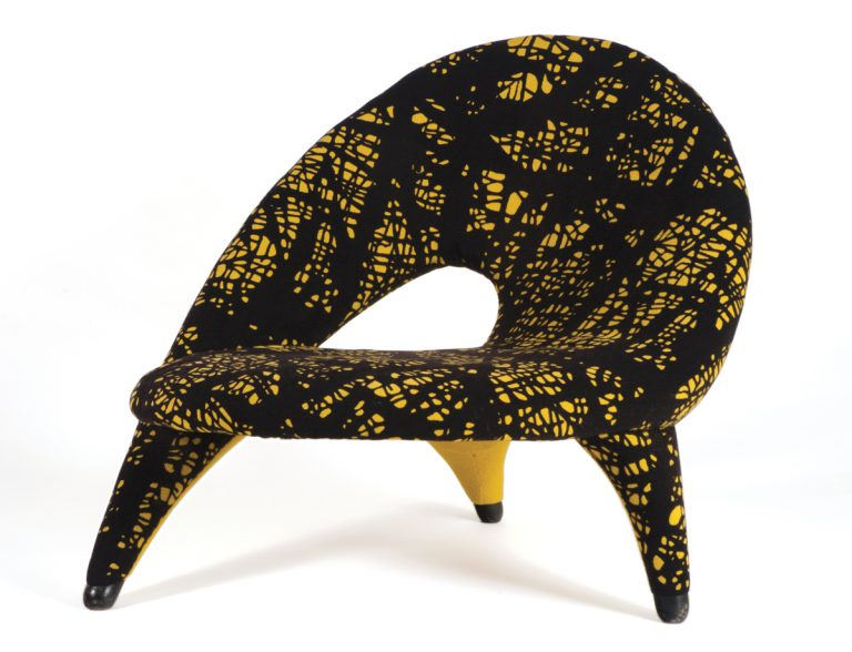 Arabesque Lounge Chair