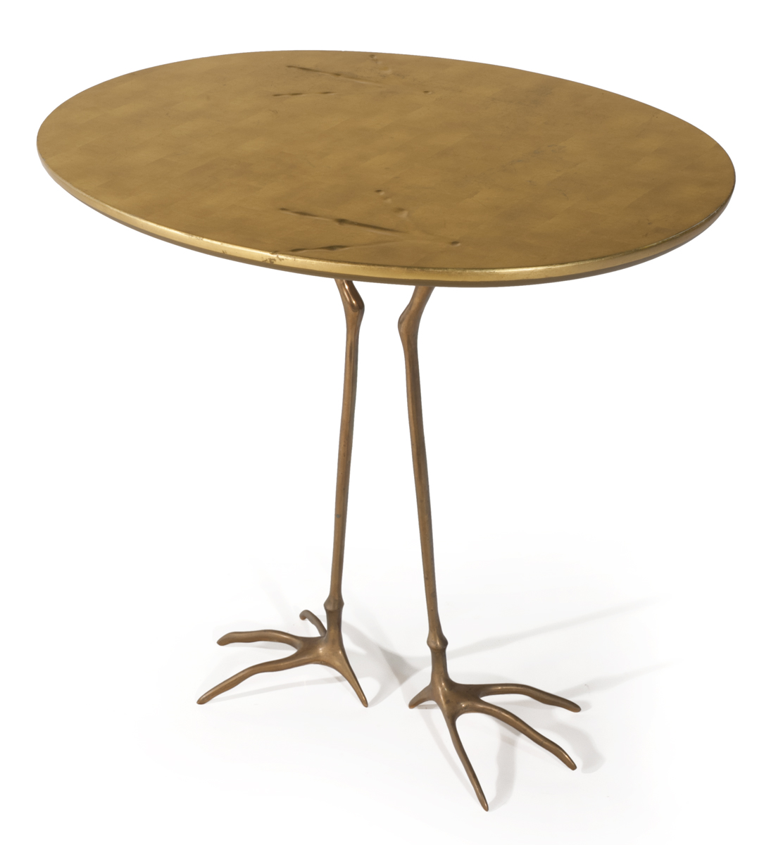 Traccia Table with Bird's Feet