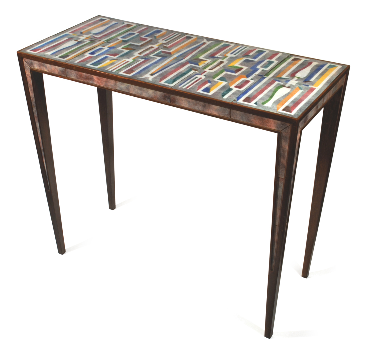 Tiled Console Table